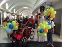 Vaal Mall Car Carnival - Thursday, April 3rd, 2014