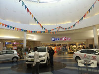 Vaal Mall Car Carnival<br />Thursday, April 3rd, 2014