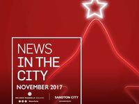 December news - Tuesday, November 28th, 2017