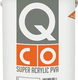 QCO Super Acrylic PVA Paint