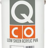 QCO Low Sheen Acrylic PVA Paint