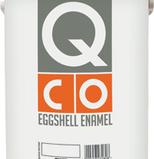 QCO Eggshell Enamel Paint