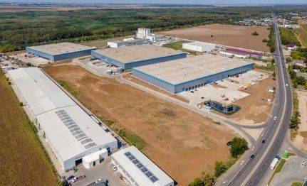 Fortress REIT Limited acquires its first logistics acquisition in Romania