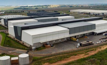 Fortress REIT lets over 120 000 square meters of state-of-the-art logistics space in Gauteng