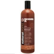 Natural World Macadamia Shampoo