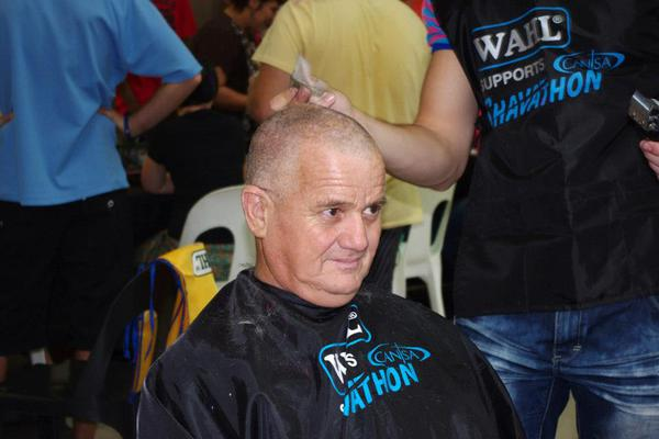 CANSA Shavathon 2 Mar 2013<br />Thursday, February 27th, 2014