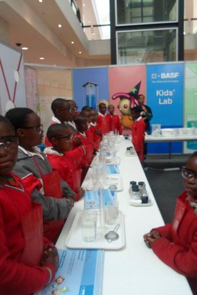 Science week BAST Kids Lab 2013<br />Thursday, February 27th, 2014