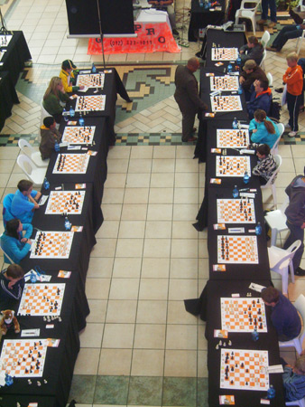 Simultaneous Chess Festival - Thursday, August 28th, 2008