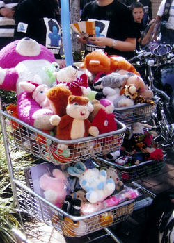 Christian Motorcycle Club Toy Drop<br />Monday, November 30th, -0001