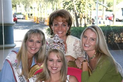 Mrs. United Nations SA 2007 Pamper Day<br />Monday, November 30th, -0001