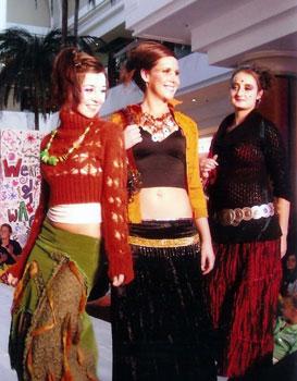 Weird & Wacky Winters Fashion Show<br />Monday, November 30th, -0001