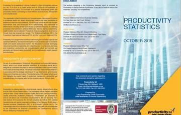 Productivity Statistics Summary 2019