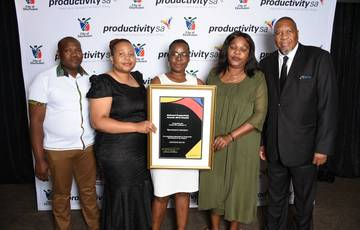 National Productivity Awards Winners
