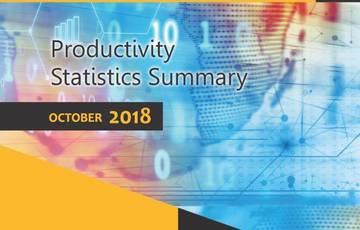 Productivity Statistics Summary 2018