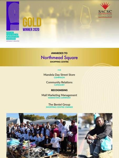 Northmead Square Award