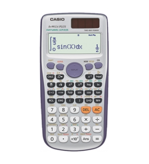 CALCULATOR CASIO FX991ZA PLUS SILVER