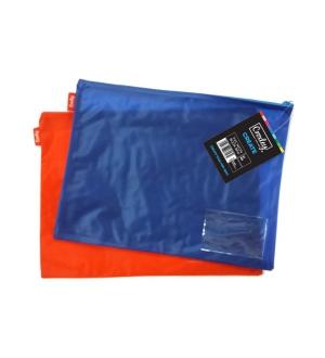 CROXLEY BRIGHT PVC NEON - BOOK BAG