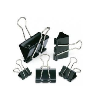 CROXLEY FOLDBACK CLIPS