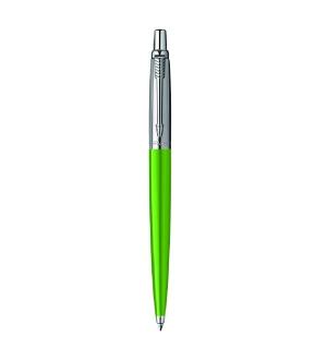JOTTER LE GREEN BP MED NIB - BLUE INK