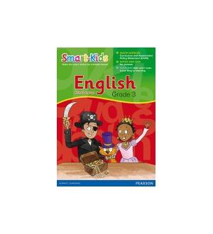 SMART-KIDS GRADE 3 ENGLISH CAPS