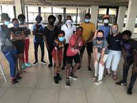 Amazing talent discovered at Nkomo Village Art Workshop
