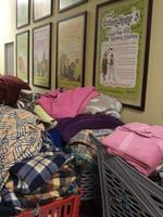 Blanket Drive Handover - Friday, July 25th, 2014