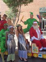 Santa's arrival 2012 - Tuesday, January 15th, 2013
