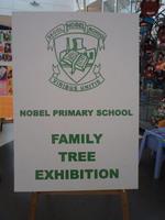 Family Tree winner handover - Tuesday, May 7th, 2013
