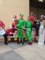 Santas Arrival - Wednesday, January 22nd, 2014