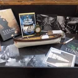 Move @myGreenstone - Tintanic Exhibition 1 - 31 July<br />Wednesday, November 7th, 2018