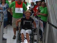 Greenstone Wheelchair Challenge Date: Sun, 3rd Oct 2010 - Thursday, December 9th, 2010
