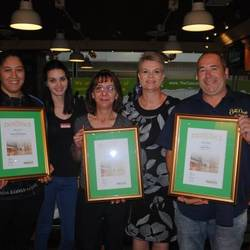 Greenstone Tenant Awards - 14 November 2018<br />Monday, November 26th, 2018
