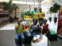 Greenstone Celebrates 100 days to World Cup Kick-Off<br />Friday, March 5th, 2010