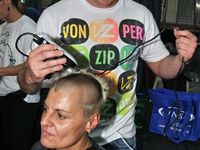 Greenstone Shavathon raises R56 000<br />Wednesday, March 17th, 2010