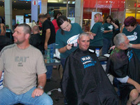 Show Your Support for CANSA Shavathon 2009 - Wednesday, March 18th, 2009