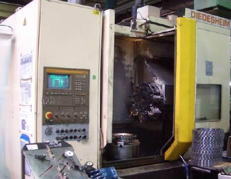 Diedesheim CNC Vertical Boring Machine