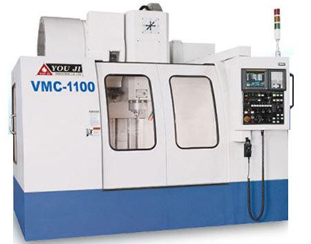 You Ji Vertical machining centers
