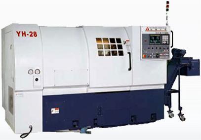 You-Ji CNC horizontal turning lathe