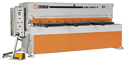 Ermaksan Guillotines and Shears