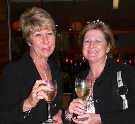 Audrey Thomsen & Frankie Sourgen<br />Thursday, July 23rd, 2009