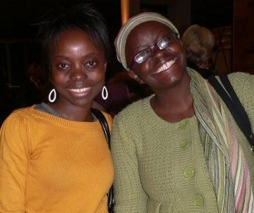 Carla & Ndzalama Ngwenya - Monday, May 25th, 2009