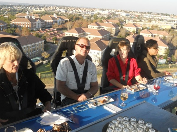 Cedar Exclusive Event - Sky Dining - Tuesday, June 5th, 2012
