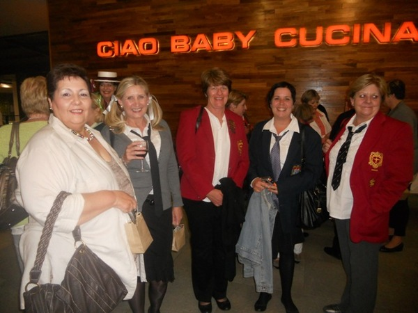 Cedar Women at the Square Go Back to School<br />Thursday, August 23rd, 2012
