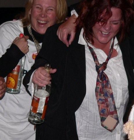 Dawn Thomas & Claudette Whitehead - Monday, May 25th, 2009