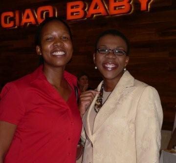 Gaamo Bogopane & Thandiwe Ncambule<br />Monday, March 16th, 2009