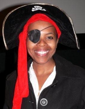 A gorgeous pirate Zama Zulu<br />Monday, May 25th, 2009