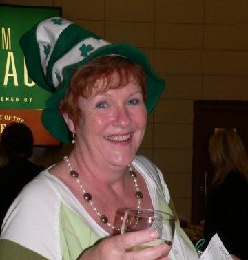 Helen Langridge, the Leprechaun<br />Monday, March 16th, 2009