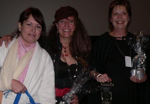 Jo Barton & Carol Reynolds<br />Monday, May 25th, 2009