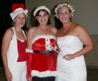 Karen Peterkin, Alitia Juds and Cecilia Wilsenack<br />Monday, November 30th, 2009