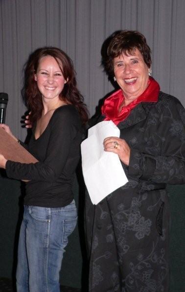 Karyn Theron & Kate Turkington<br />Saturday, June 20th, 2009